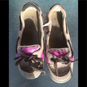 Sperry girls shoes 13
